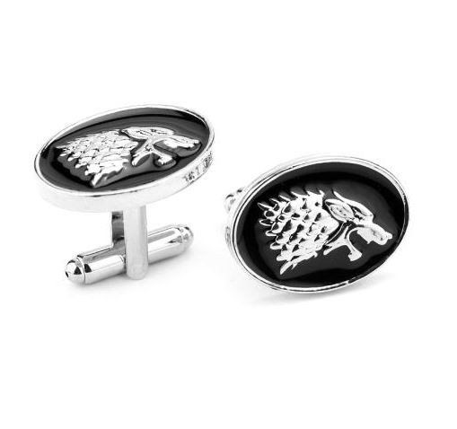 Game of Thrones - Stark Cufflinks