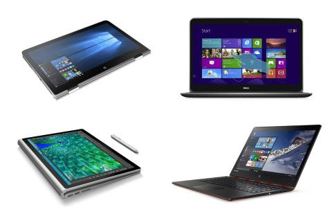 Top 10 Laptops of 2016