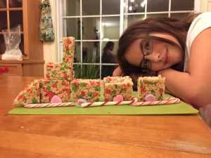 This holiday, we made a Rice Krispies* toy-shaped treat and helped make a difference. You can make a difference too, at Treatfortoys.ca.