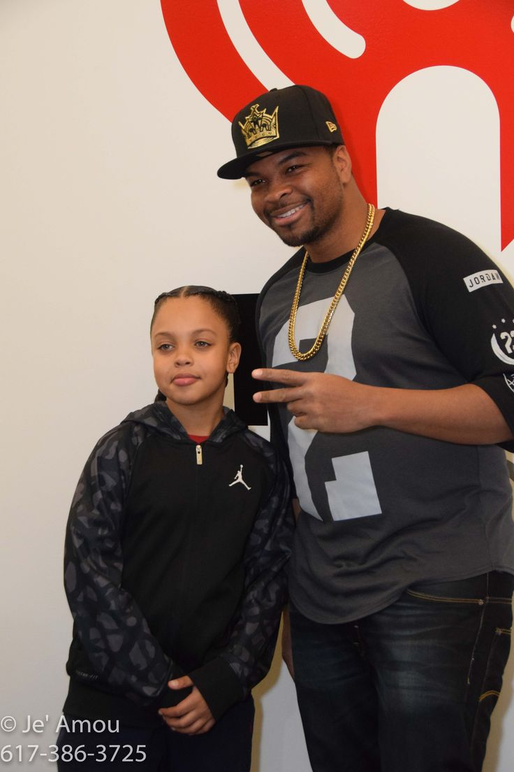 Lil Poopy the Don and Maverik from Jamn. 94.5 Boston