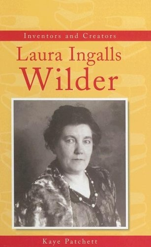 Laura Ingalls Wilder--never seen this picture before!