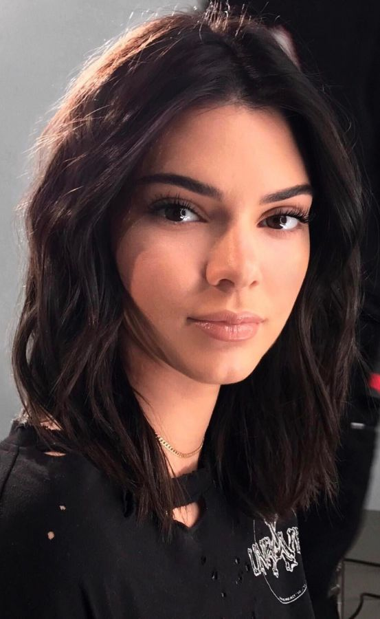 Stop the presses: The Internet is speculating that Kendall Jenner just got a super-short haircut. She has yet to make a public debut this week, but she'll surely be spotted at New York Fashion Week in the coming days, so we'll keep you posted.