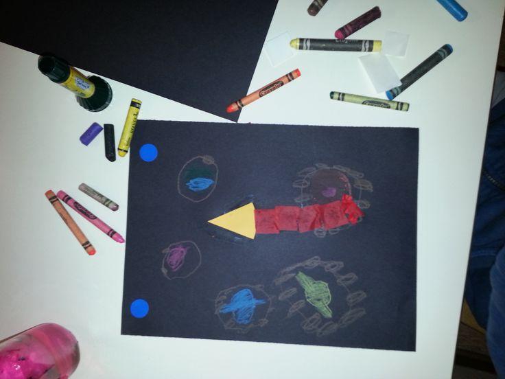 Best 25+ Preschool Rocket Ideas On Pinterest
