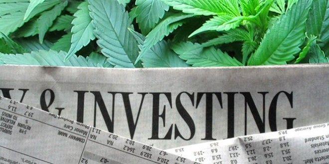 Former Top British Banker Adding Some Green to His Portfolio with Big Cannabis Investment #HighFinanceReport