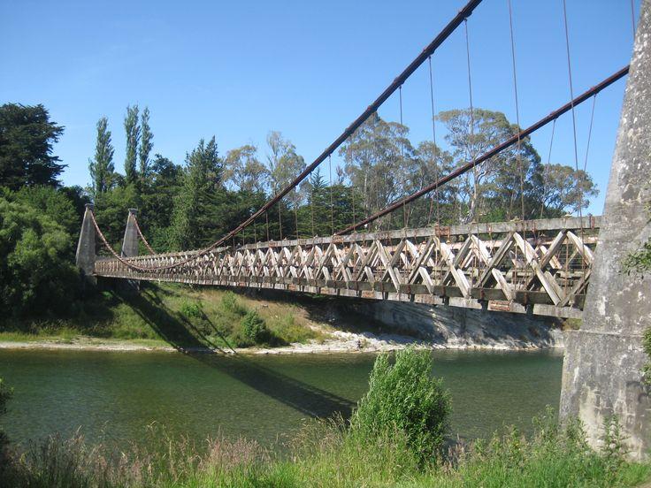 Clifden Suspension Bridge