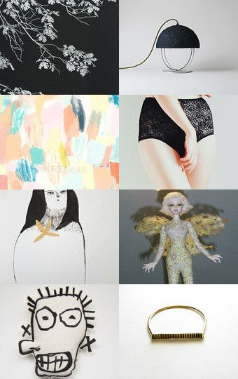 FRIDAY MORNING by Xena on Etsy--Pinned with TreasuryPin.com