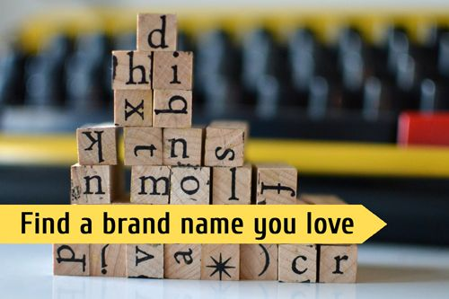 Finding a company name you love in five steps | PRETTY UNEXPECTED