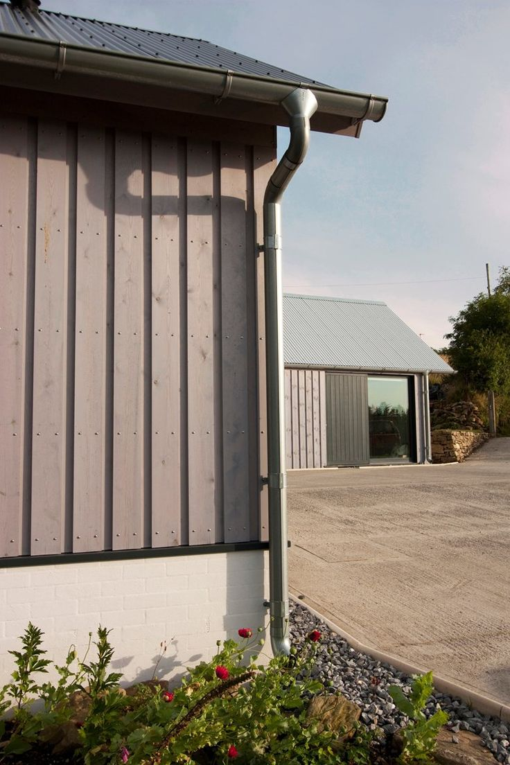New Barn, Pantybara, Newcastle Emlyn, 2013 - Rural Office for Architecture