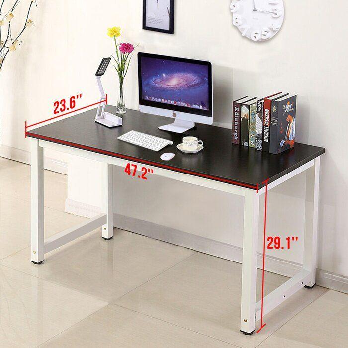 Alasdair Desk In 2020 Home Office Furniture Best Home Office Desk Black Home Office Furniture