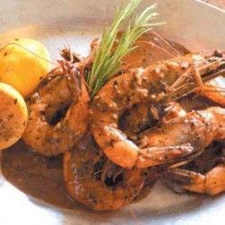 Louisiana Creole BBQ Shrimp recipe from LouisianaSeafood.com  #recipes #bbq