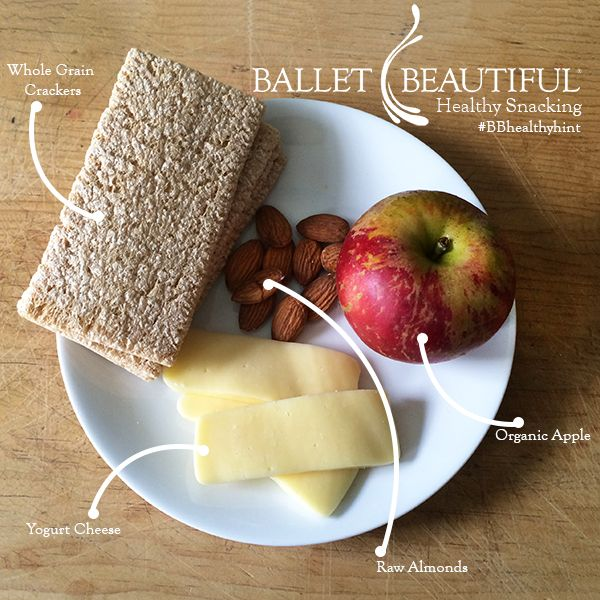 Healthy Snacking | Ballet Beautiful
