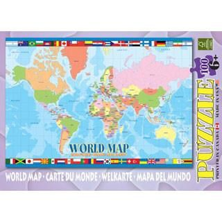 Best 25 world map puzzle ideas on pinterest come fly with me world map puzzle gumiabroncs Choice Image