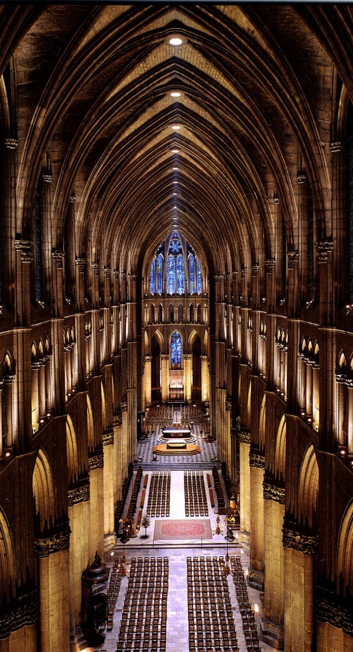 Reims Cathedral. Notre-Dame at Reims is one of the most famous and influential of all medieval cathedrals, it is best known as the coronation church of the 25 Kings of France.