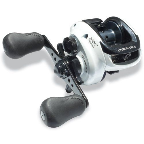 Shimano chronarch ch200e7 reel at for Bass fishing spinning reels