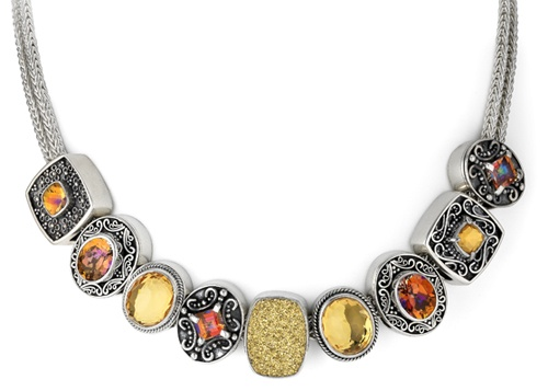 Bonn Bons #Trophy#Wife Necklace  $920