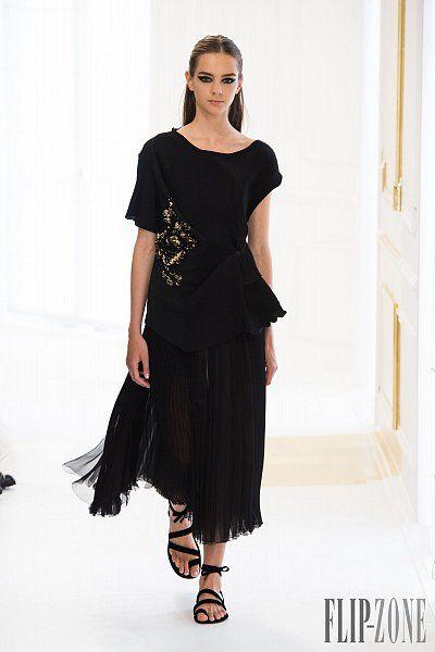 Кристиан Диор [Christian Dior] Осень-Зима 2016-2017 - От кутюр