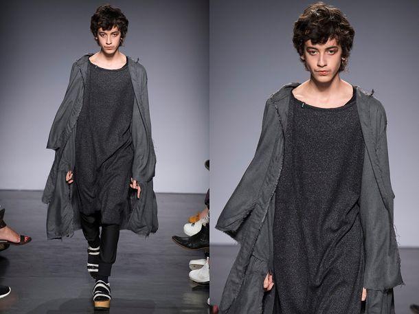 Dândi Moderno - Moda Masculina na Internet, Moda para Homens: 40ª Casa de Criadores - Inverno 2017 já começou