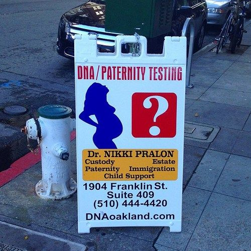 Legal Paternity Testing Requirements