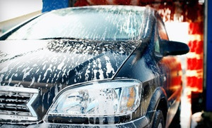 Two or Three Supreme Automatic Car Washes at Clear Water Car Wash (Up to 60% Off)
