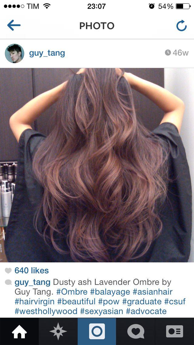 Guy Tang hair! I want this color.