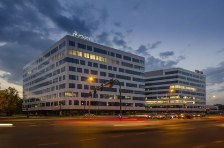 Projekt biurowy Skanska w Krakowie z certyfikatem LEED Gold | Buildings.pl