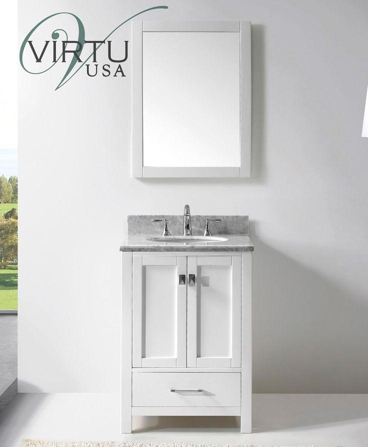 Best 25 Small bathroom vanities ideas on Pinterest  Grey