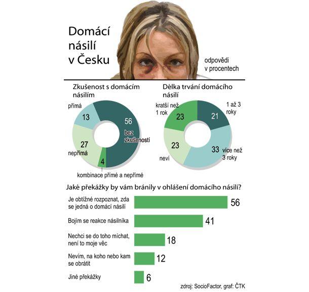 Domácí násilí v Česku-Foto: ČTK