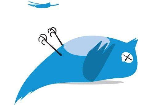 Cuidado con sus tweets...