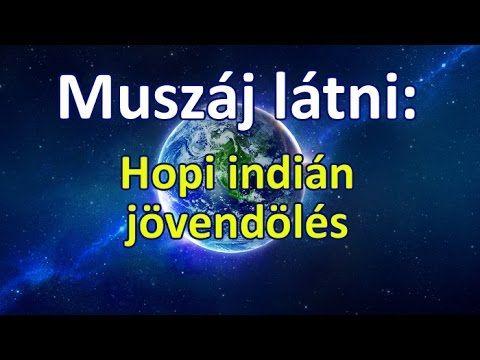 Hopi indián jövendölés