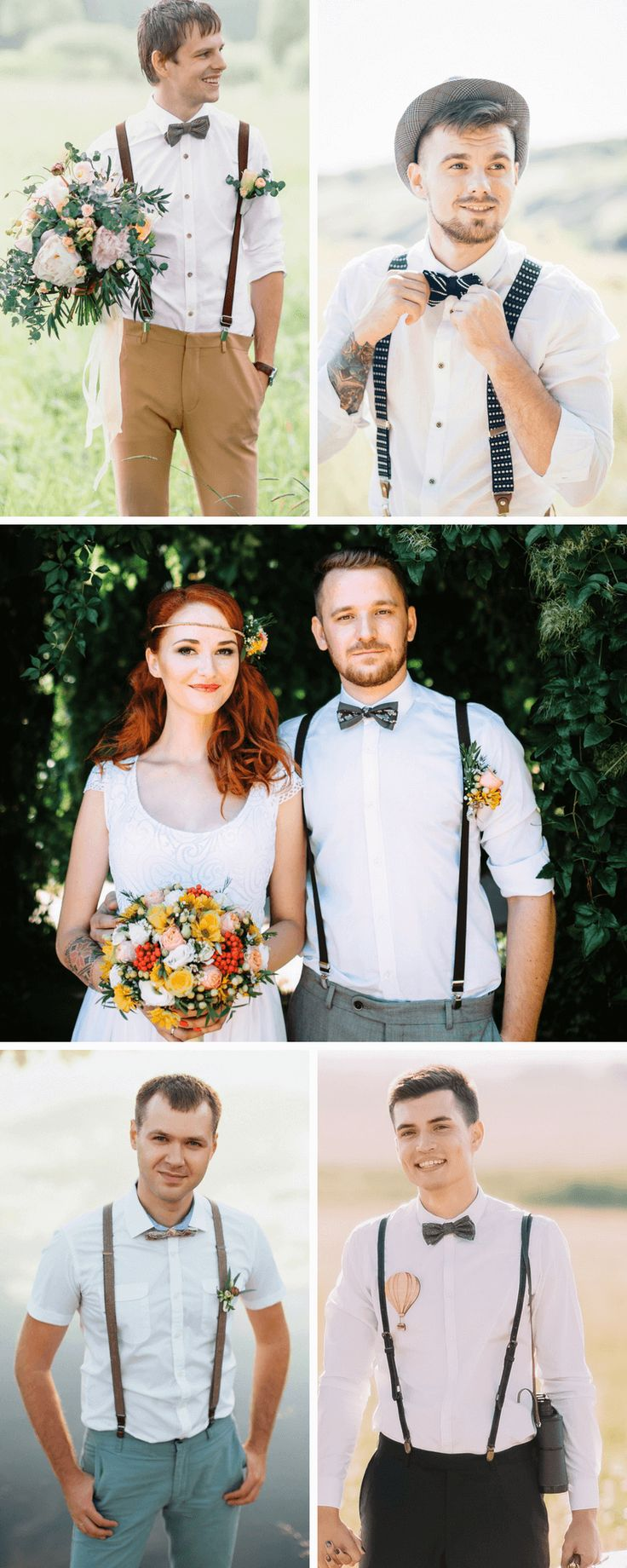 Groom Outfit: Ideas and Trends for the Wedding Suit – Heide