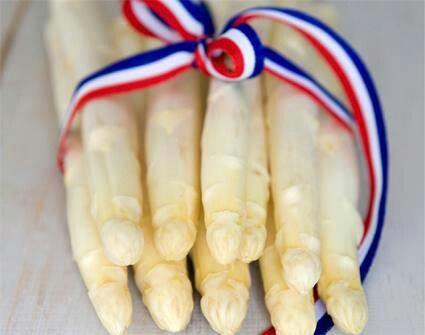 Dutch Asperges , delicious vegetable