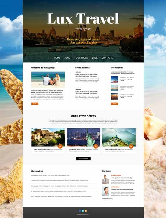 9 best Newslatter images on Pinterest Newsletter design, Design - travel agent sample resume