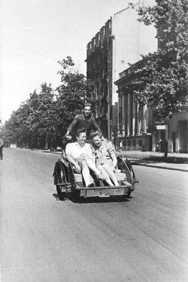 Warsaw 1940