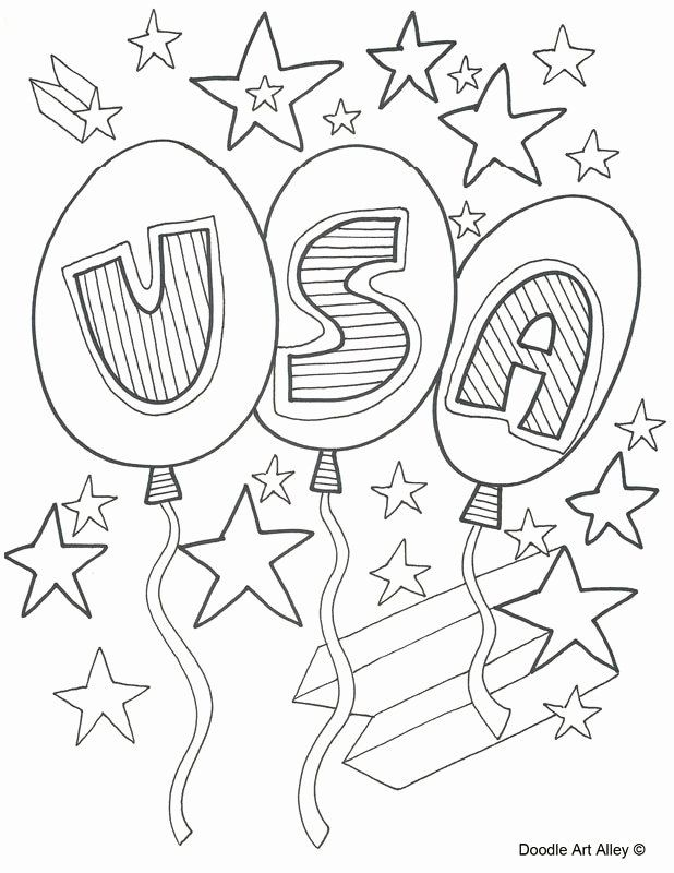 32 Presidents Day Coloring Page In 2020 Coloring Pages Doodle Art Adult Coloring Pages