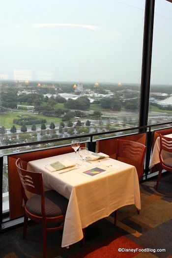 96 - Enjoy a meal at the California Grill at Disney's Contemporary Resort