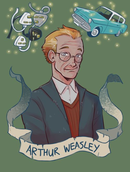 Supporting Characters for Harry Potter and the Chamber of Secrets -- Brenna - Artist