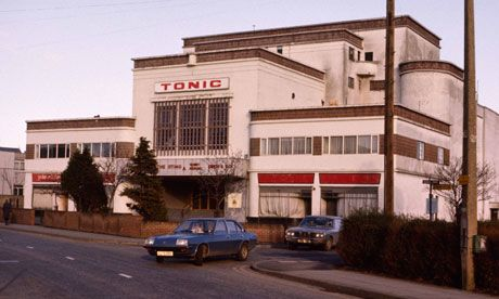 Tonic Cinema, Bangor, Northern Ireland.