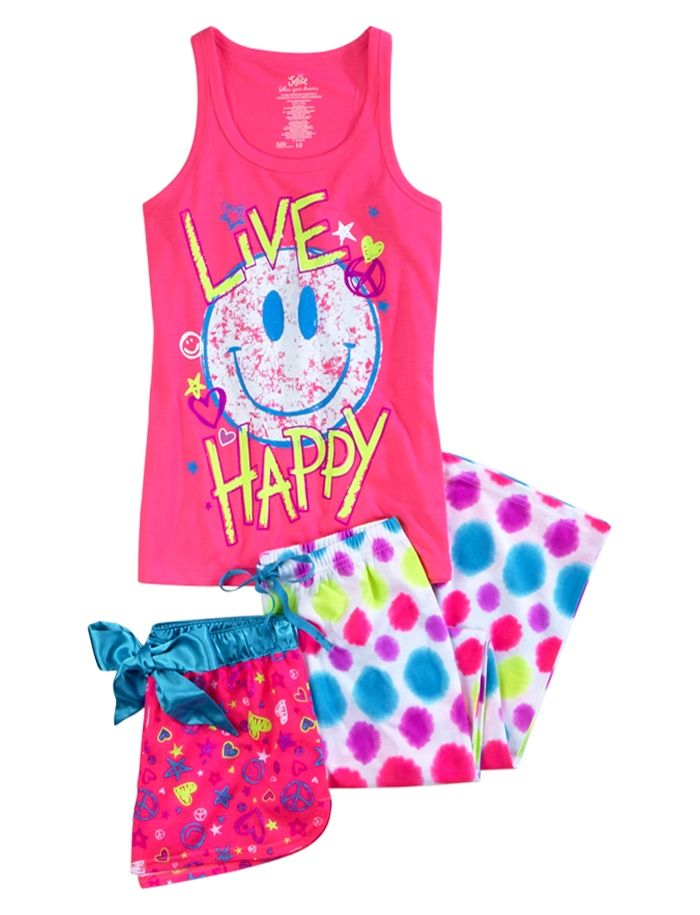 justice store pajamas | ... Pajamas, Living Happy, Pjs, Justice Clothing, Girls Clothing, Shops