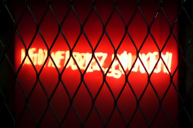 Neon by Grzegorz Adamski on 500px