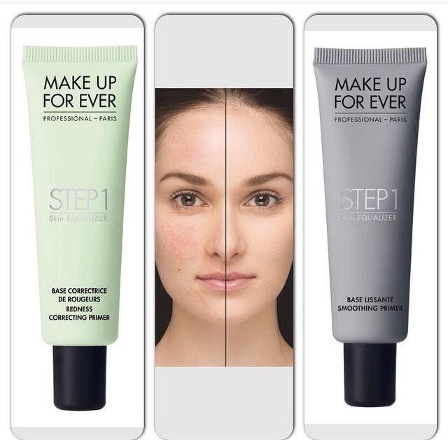 Cuma sürprizi! Make Up For Ever Step1 Skin Equalizer Redness Correcting Primer ve Smoothing Primer stoklarımız yenilendi! Geldiği gibi tükenen, kullananların vazgeçemediği bu makyaj bazlarını denemediyseniz bu fırsatı kaçırmayın, hemen ürünlere göz atın! Fiyat: 96 TL. Redness Correcting Primer: Ciltteki kırmızılıkları giderir. Cildin renk dengesini sağlar ve cildi makyaja hazırlar. Smoothing Primer: Geniş gözenekleri görünmez kılar ve cildi pürüzsüzleştirerek makyaja hazırlar.