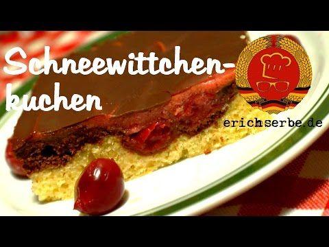 Schneewittchenkuchen - Essen in der DDR: Koch- und Backrezepte für ostdeutsche Gerichte | Erichs kulinarisches Erbe