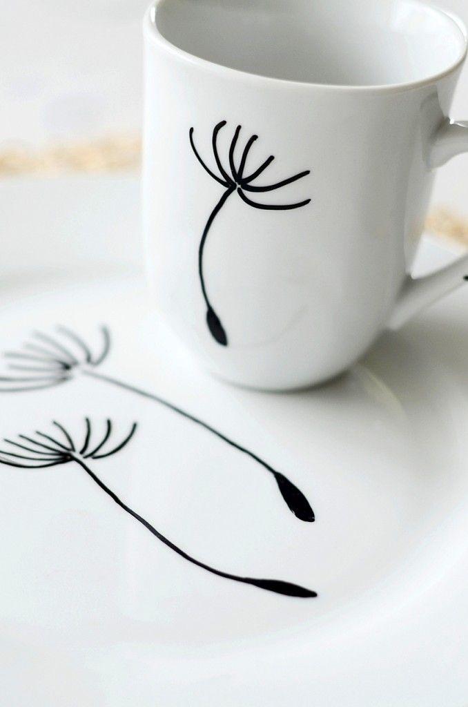 Porselein - schilderen