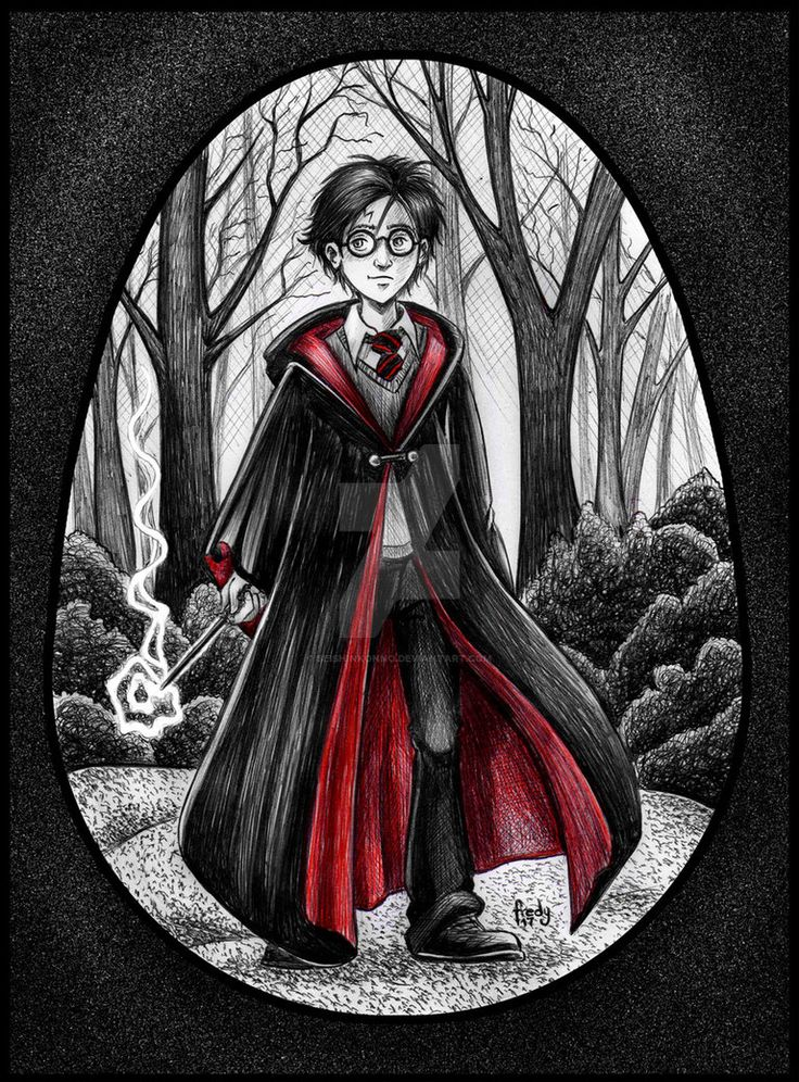 03 Harry Potter by SeishinKonno.deviantart.com on @DeviantArt