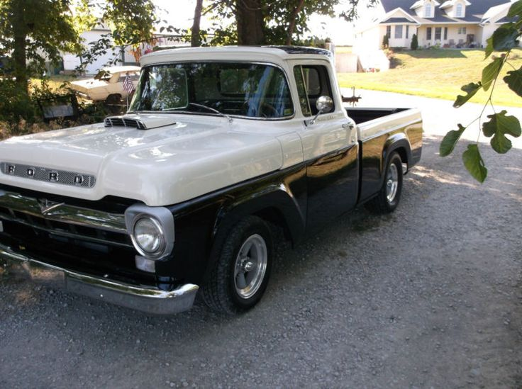 1959 ford truck f100 Maintenance/restoration of old/vintage vehicles: the material for new cogs/casters/gears/pads could be cast polyamide which I (Cast polyamide) can produce. My contact: tatjana.alic@windowslive.com