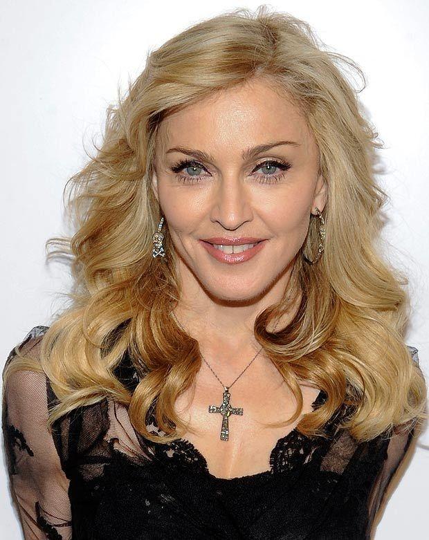 Ass veronica Madonna louise ciccone