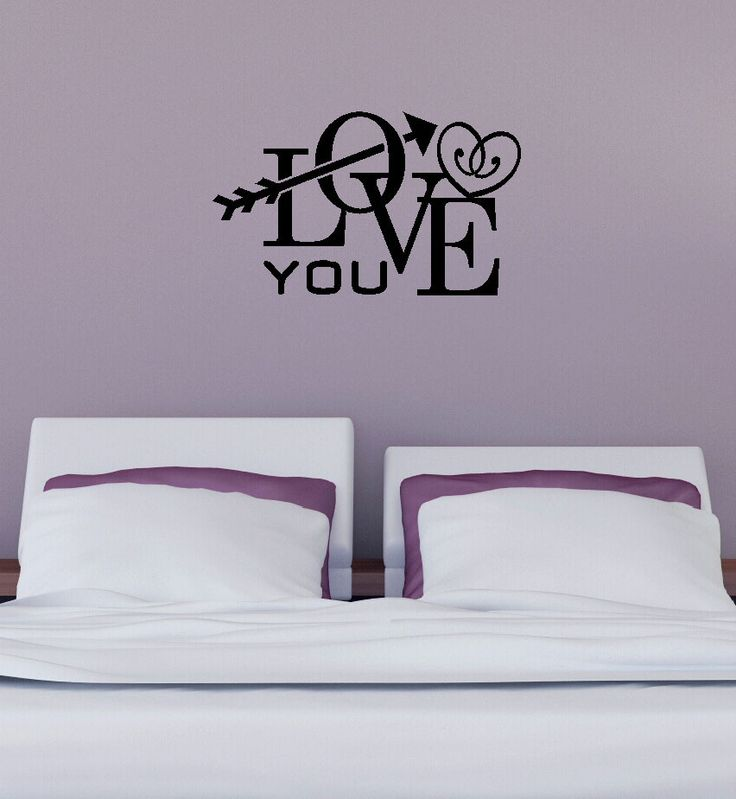 85 best images about love quotes on pinterest vinyls for Bedroom vinyl quotes