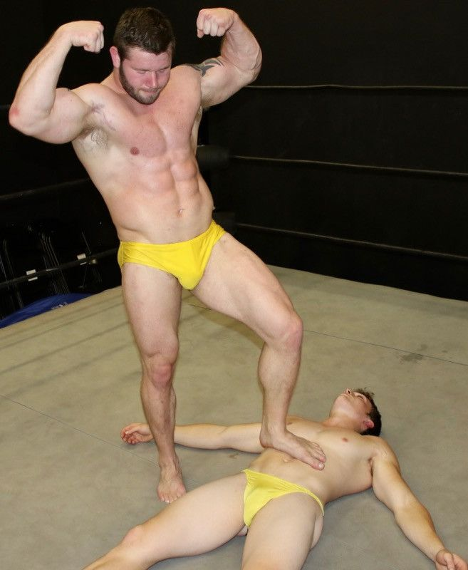 Nude boys wrestling