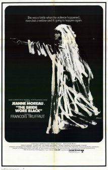 The Bride Wore Black (1968) Poster