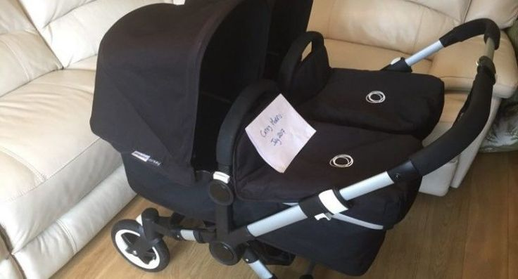 Bugaboo Donkey Complete Twin Stroller