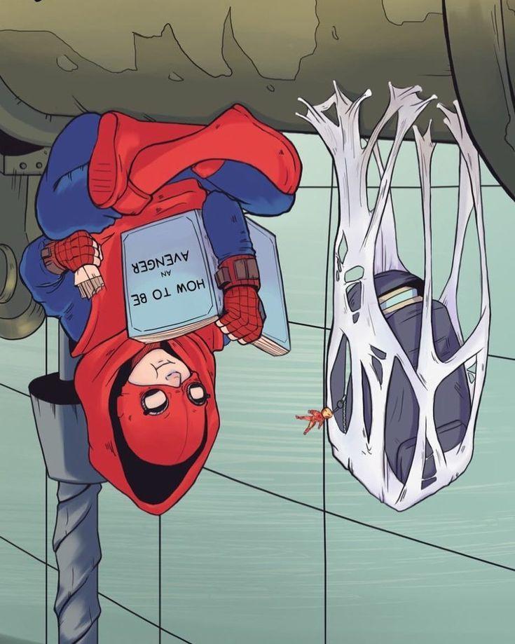 "469 curtidas, 2 comentários - ... (@the_spider_man_fan_) no Instagram: ""Credits: WePePe"""